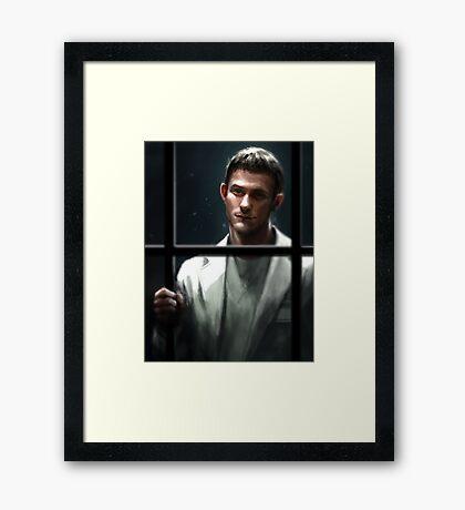 Hannibal - Matthew Brown Framed Print