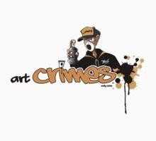 Art Crimes Graffiti by Paul Welding