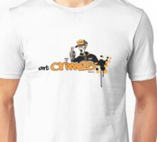 Art Crimes Graffiti Unisex T-Shirt