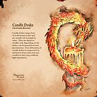 Dragon Scale: Candle Drake by Jessica Feinberg