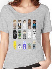 8-Bit ESB Women's Relaxed Fit T-Shirt