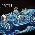 BUGATTI by Nigel Mc Clements