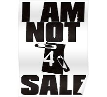 NOT_4_SALE Poster