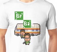 Pixels Breaking Bad Unisex T-Shirt