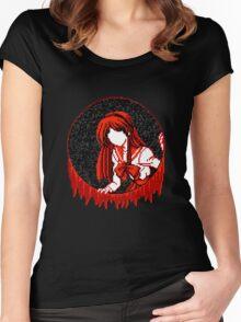 Window Women's Fitted Scoop T-Shirt