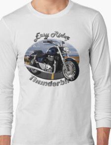 Triumph Thunderbird Easy Rider Long Sleeve T-Shirt