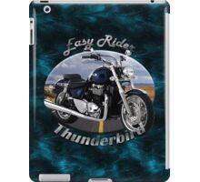 Triumph Thunderbird Easy Rider iPad Case/Skin
