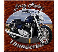 Triumph Thunderbird Easy Rider Photographic Print