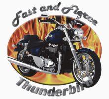 Triumph Thunderbird Fast and Fierce T-Shirt