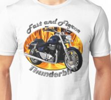 Triumph Thunderbird Fast and Fierce Unisex T-Shirt