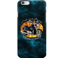Triumph Thunderbird Fast and Fierce iPhone Case/Skin