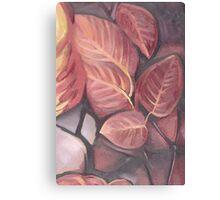 Autumn leaves part 2 Canvas Print