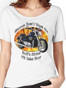 Triumph Thunderbird Heaven Don't Want Me Women's Relaxed Fit T-Shirt