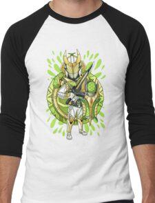 Melon Squash Men's Baseball ¾ T-Shirt