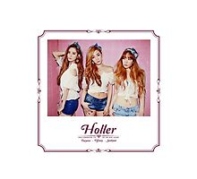 Girls' Generation TaeTiSeo 'Holler'  by ikpopstore