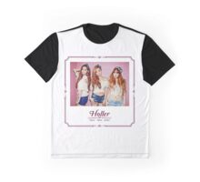 Girls' Generation TaeTiSeo 'Holler'  Graphic T-Shirt