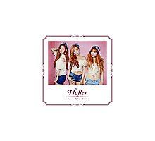 Girls' Generation TaeTiSeo 'Holler'  Photographic Print