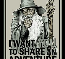 Middle Earth Recruitment by Jerry Bennett