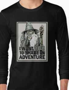 Middle Earth Recruitment T-Shirt