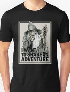 Middle Earth Recruitment Unisex T-Shirt