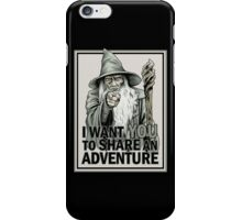 Middle Earth Recruitment iPhone Case/Skin