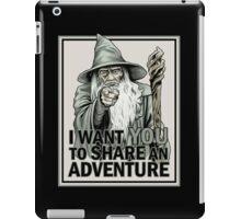 Middle Earth Recruitment iPad Case/Skin