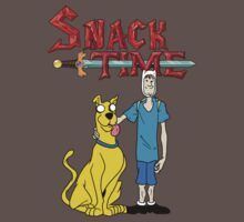 Snack Time t-shirt.   Kids Clothes