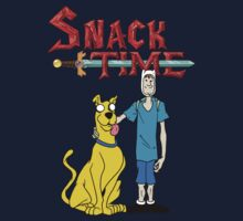 Snack Time t-shirt.   by Six 3