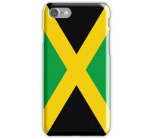 Jamaica Colors (Vertical) iPhone Case/Skin