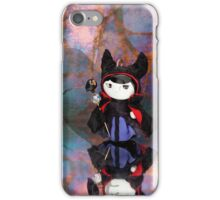 Once upon a time...Maleficient & Mageritdoll iPhone Case/Skin