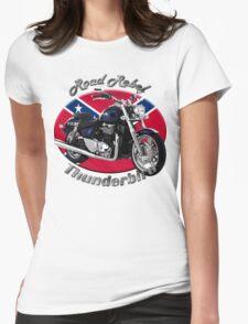 Triumph Thunderbird Road Rebel Womens Fitted T-Shirt