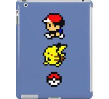 Poké-Bit iPad Case/Skin