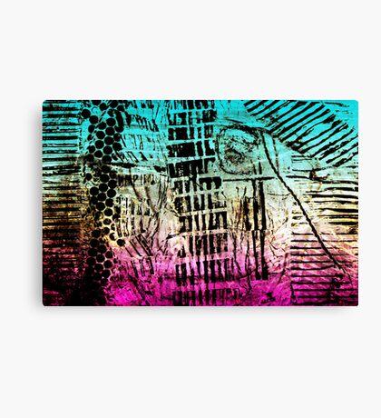 escape the manufactured Canvas Print
