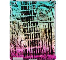 escape the manufactured iPad Case/Skin