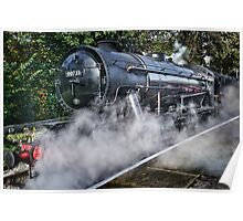 Austerity Class Engine Poster