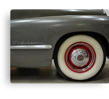 Cadillac Canvas Print