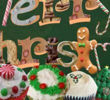 Xmas Cookies & Sweets (19919 Views) Sticker