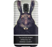 Evil Easter Bunny Rabbit Samsung Galaxy Case/Skin