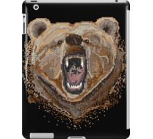 Pixel Bear iPad Case/Skin