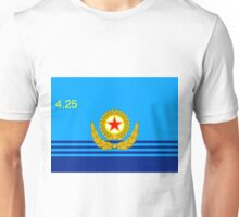 Flag of the Korean People's Army Air Force Unisex T-Shirt