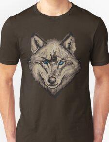 Pixel Wolf II Unisex T-Shirt
