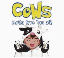 Gotta free 'em all! Kids Clothes