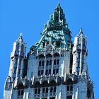Woolworth Building (Top) by VDLOZIMAGES