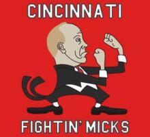Cincinnati Fightin Micks by TheLawdog
