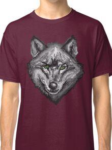 Pixel Wolf I Classic T-Shirt