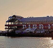 Pier 17 - South Street Seaport NYC by VDLOZIMAGES