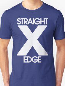 Straightedge (white) T-Shirt