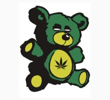 I Love Pot Clothing Stash Bear by ilovepot
