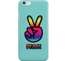 Smartphone Case - Hand of Peace 17 iPhone Case/Skin