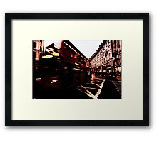 Next Destination Framed Print